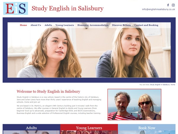 english-in-salisbury