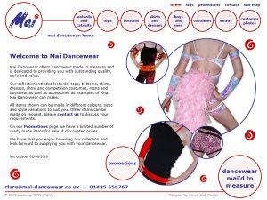 mai-dancewear