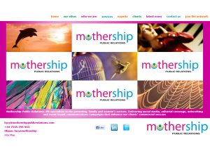 mothership-public-relations
