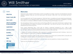 will-smither-counselling